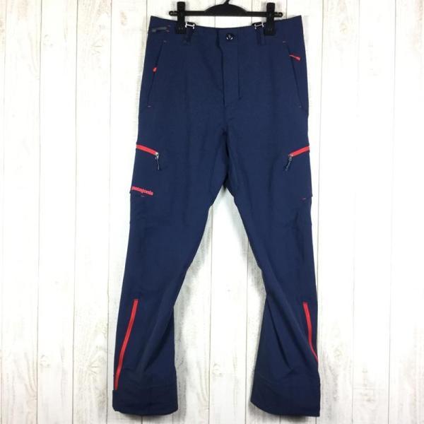 パタゴニア PATAGONIA デュアルポイント アルパイン パンツ Dual Point Alpine Pants  International M|2ndgear-outdoor
