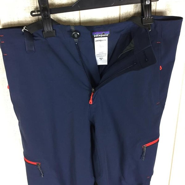 パタゴニア PATAGONIA デュアルポイント アルパイン パンツ Dual Point Alpine Pants  International M|2ndgear-outdoor|02