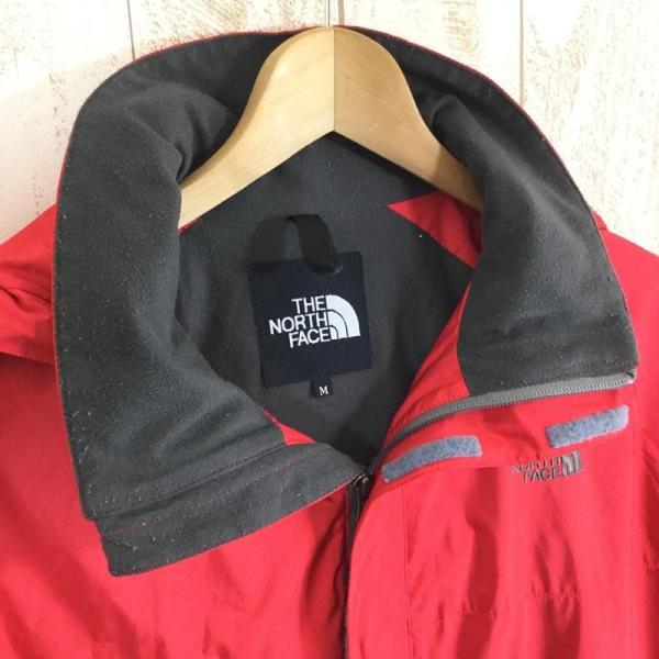 【レンタル】ノースフェイス NORTH FACE トリコットラインド ウィンドシェル パーカー ジャケット  Asian MEN's M レッド系|2ndgear-rental-0|06
