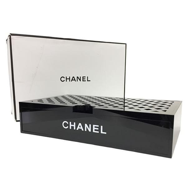 9f230ba425d5 シャネル CHANEL ジュエリーケース メイクボックス 小物入れ ノベルティ 非売品 コスメ|2ndhands ...