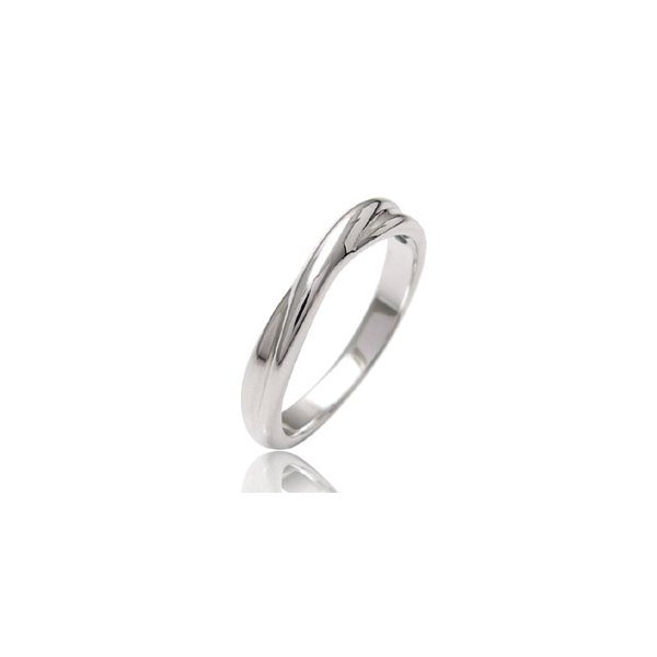 送料無料  シルバーアクセサリー ペアリング[単品] リング・指輪 ブルーダイヤモンド メビウス・永遠 r0521 2pcs