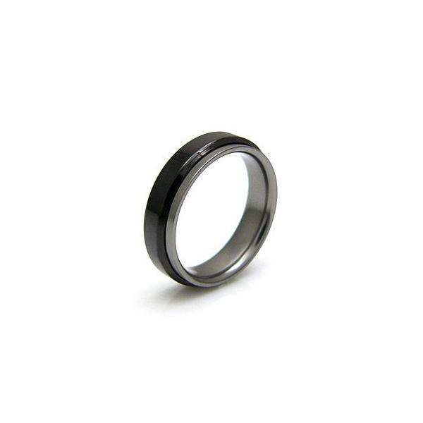 メール便なら送料無料  ステンレスリング 指輪 メンズ レディース ピンク ブラック レッド ブルー sr0102|2pcs|06