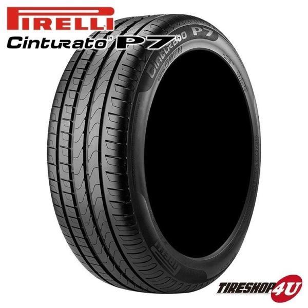 245//40R20 99V Pirelli Cinturato P7 All Season Plus Radial Tire
