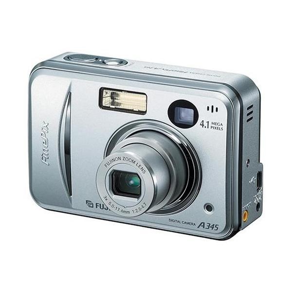 FUJIFILM FinePix A345 デジタルカメラ 3-sense