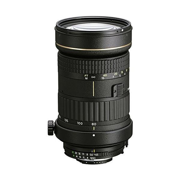 Tokina 望遠ズームレンズ AT-X 840 D 80-400mm F4.5-5.6 ニコン用 フィルム