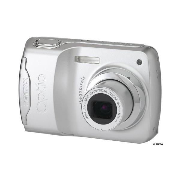 PENTAX デジタルカメラ Optio (オプティオ) E30