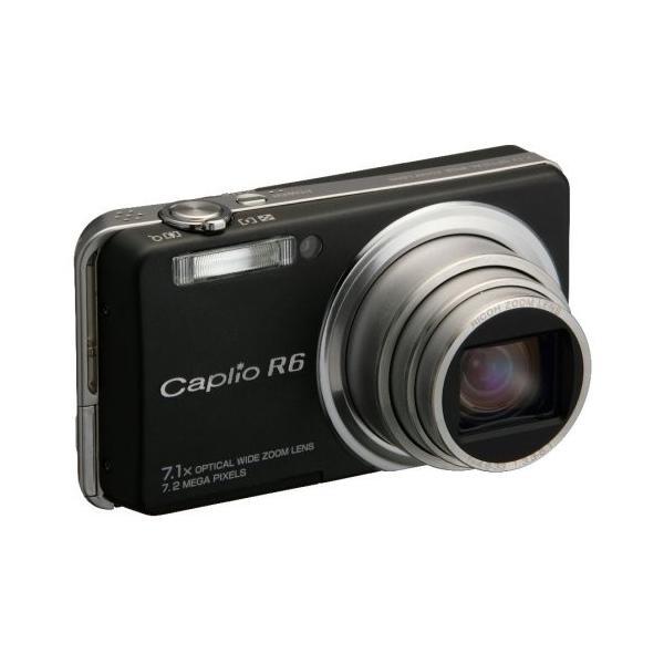 RICOH デジタルカメラ Caplio (キャプリオ) R6 ブラック