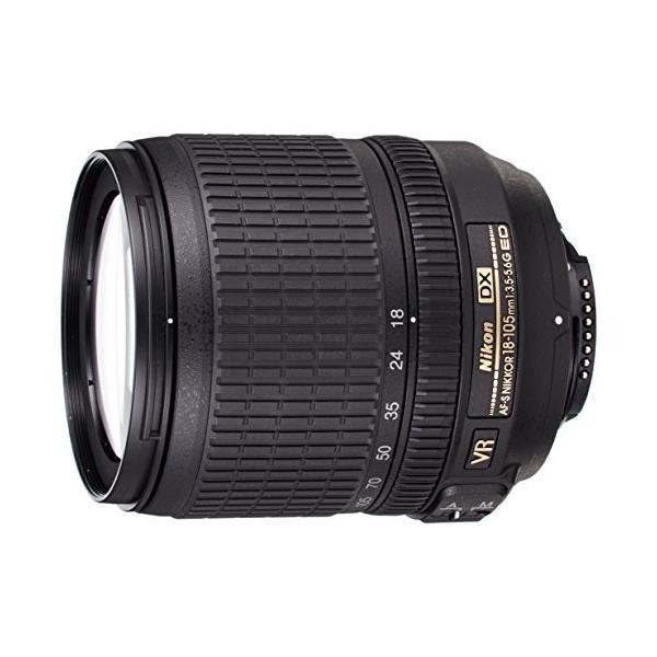 Nikon 標準ズームレンズ AF-S DX NIKKOR 18-105mm f/3.5-5.6G ED VR ニコン