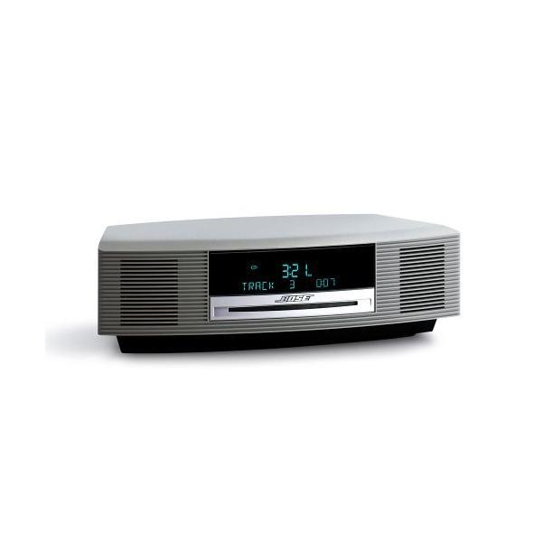 Bose Wave Music System パーソナルオーディオシステム(チタニウムシルバー|3-sense