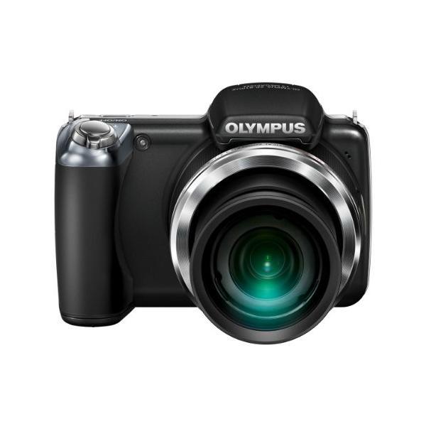 OLYMPUS デジタルカメラ SP-810UZ ブラック 1400万画素 光学36倍ズーム 3.0|3-sense
