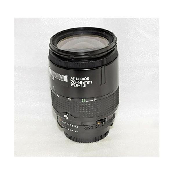 Nikon AFレンズ AF 28-85mm F3.5-4.5