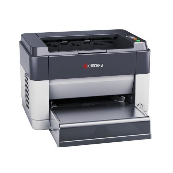 Kyocera FS-1061DN Imprimante Monochrome Laser 25 ppm Ethernet Noir/Gri|3-sense