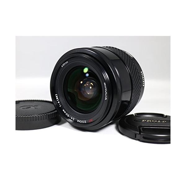 Minolta AF レンズ 24-50mm F4