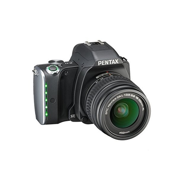 RICOH デジタル一眼レフ PENTAX K-S1 レンズキット [DAL18-55mm] ブラック