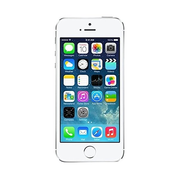 Apple SoftBank iPhone5s 32GB ME336J/A シルバー|3-sense