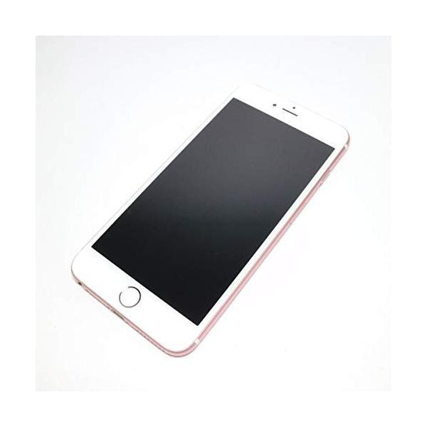 au APPLE iPhone 6s Plus 128GB MKUG2J/A ローズゴールド 3-sense