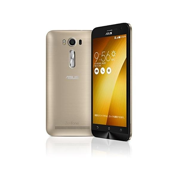ZenFone 5 16GB ゴールド SIMフリーの画像