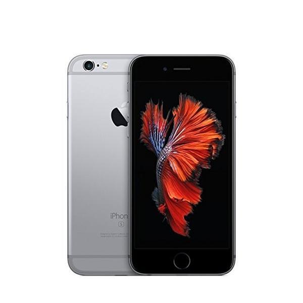 MKQT2J/A iPhone 6s 128GB SIMフリー スペースグレイ(国内モデル)|3-sense