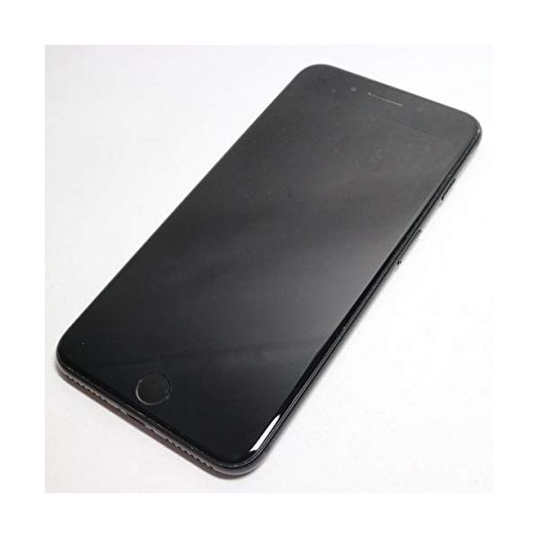 au版 iPhone 7 Plus 128GB ブラック MN6F2J/A 白ロム Apple 5.5イン 3-sense