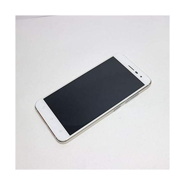 ZenFone 5 32GB ホワイト SIMフリーの画像