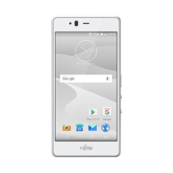 arrows M04 16GB ホワイト SIMフリーの画像