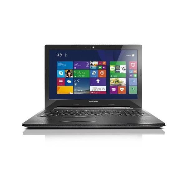 (新品未使用)Lenovo ノートパソコン G50(Windows 8.1 64bit/Office Home & Business 201|3-sense