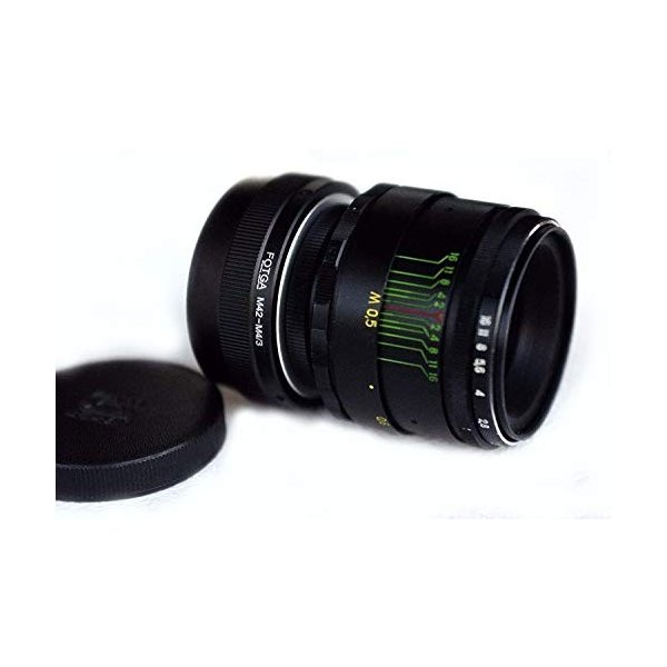 (新品未使用)ヘリオス44-2 58ミリメートル(Eマウントカメラ用)ソニーE NEX用F2ロシア|3-sense