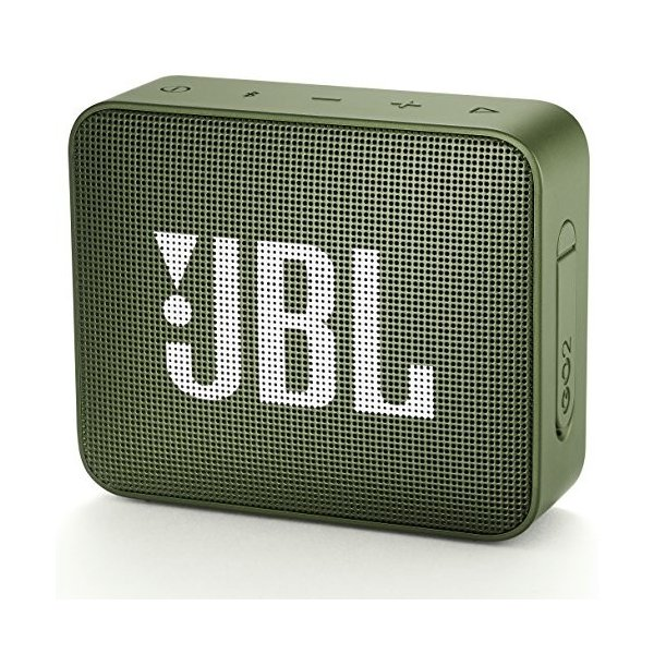 (新品未使用)JBL GO2 Bluetoothスピーカー IPX7防水/ポータブル/パッシブラジエーター搭|3-sense