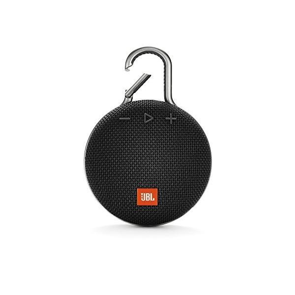 (新品未使用)JBL CLIP3 Bluetoothスピーカー IPX7防水/パッシブラジエーター搭載/ポータ|3-sense