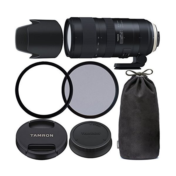 (新品未使用)Tamron SP 70???200?mm f/2.8?Di VC USD g2レンズfor Canon EF with 77?mm