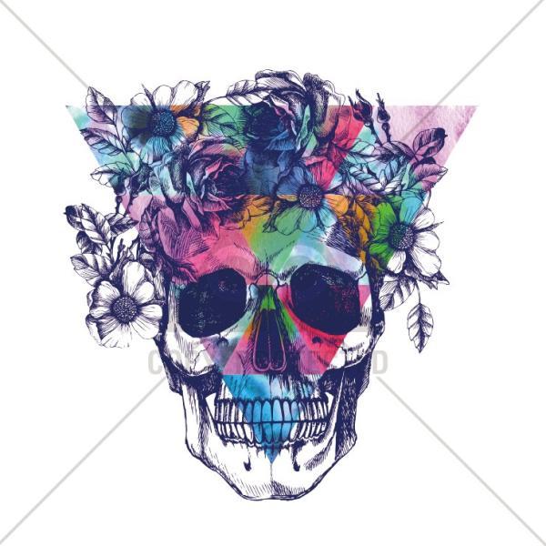 パーカー メンズ レディース スウェット プルオーバー バックプリント ドクロ 骸骨 がい骨 スカル skull カラフル かっこいい おしゃれ 301-shop 02