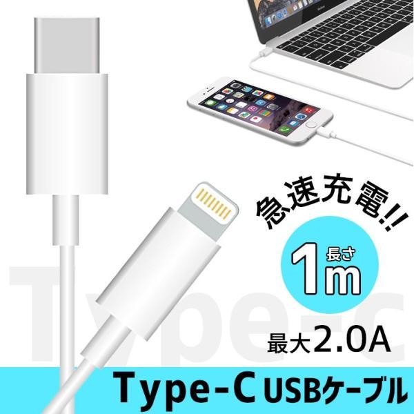 器 タイプ c iphone 充電 【楽天市場】【楽天3位獲得】2m×3本セット iPhone