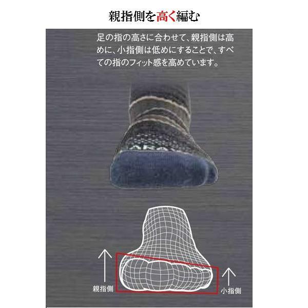 登山靴下 caravan キャラバン RLメリノ・アルパイン 厚手 0131001|311018|02