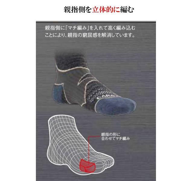 登山靴下 caravan キャラバン RLメリノ・アルパイン 厚手 0131001|311018|04