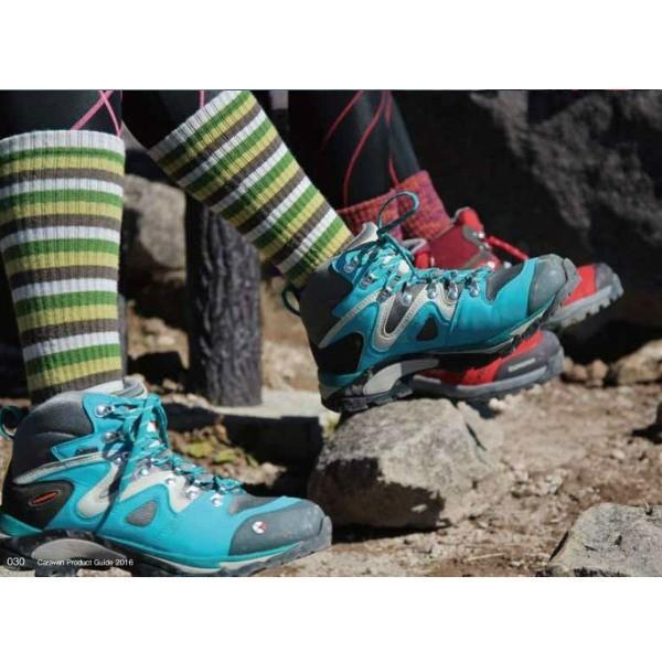 登山靴下 caravan キャラバン RLメリノ・アルパイン 厚手 0131001|311018|05