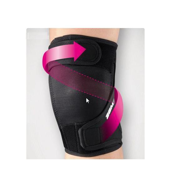 ZAMST ザムスト ランナーの膝の故障に RK−1 372811 左M|311018|02