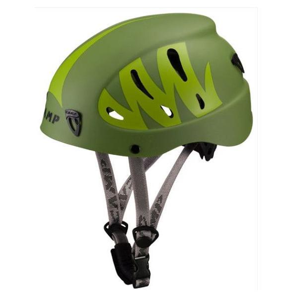 CARAVAN キャラバン アーマー(グリーンxライトグリーン) ヘルメット(5019013)|311018