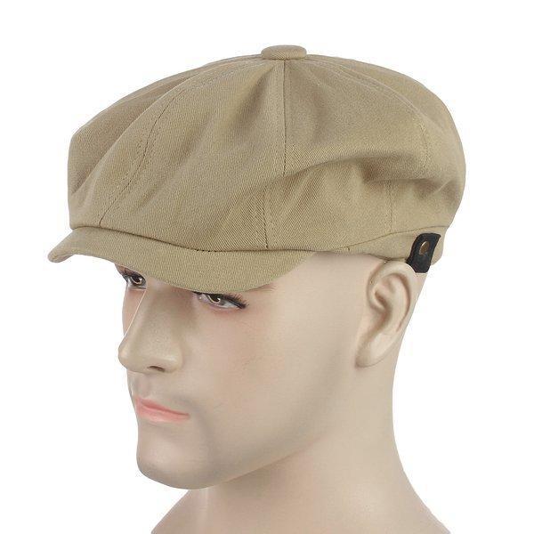 デニムビッグキャスキャップ帽子メンズぼうし大きい春夏秋冬帽子キャスケットキャスハンチングレディース帽子サイズ調節