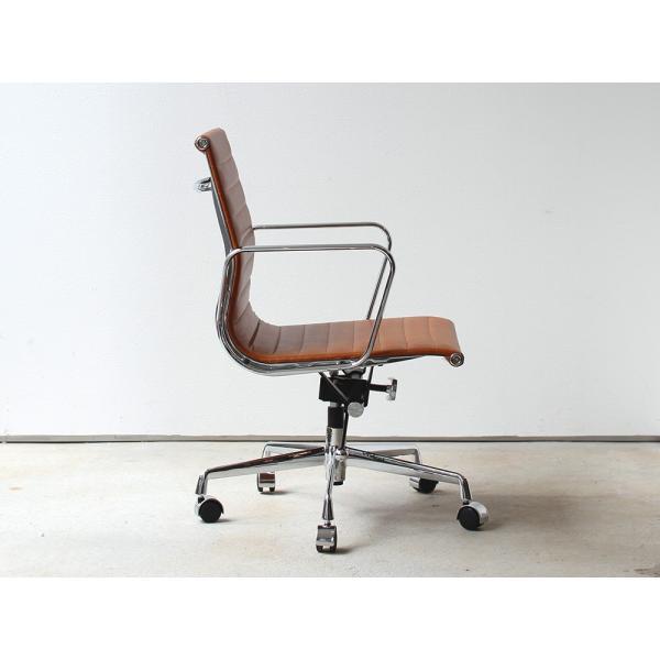 イームズ アルミナムチェア  eames desigh type オフィスチェア オフィスチェアー ビジネスチェア チェアー パソコンチェア  デザインチェア|3244p|13