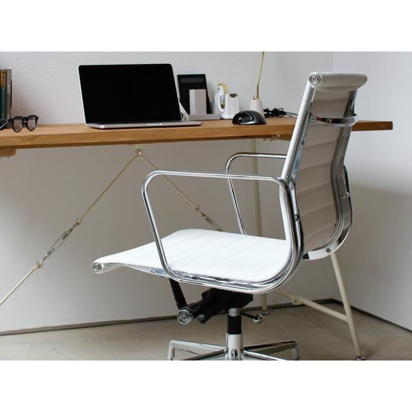 イームズ アルミナムチェア  eames desigh type オフィスチェア オフィスチェアー ビジネスチェア チェアー パソコンチェア  デザインチェア|3244p|17