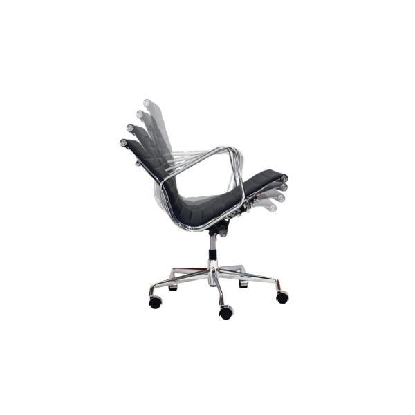 イームズ アルミナムチェア  eames desigh type オフィスチェア オフィスチェアー ビジネスチェア チェアー パソコンチェア  デザインチェア|3244p|20