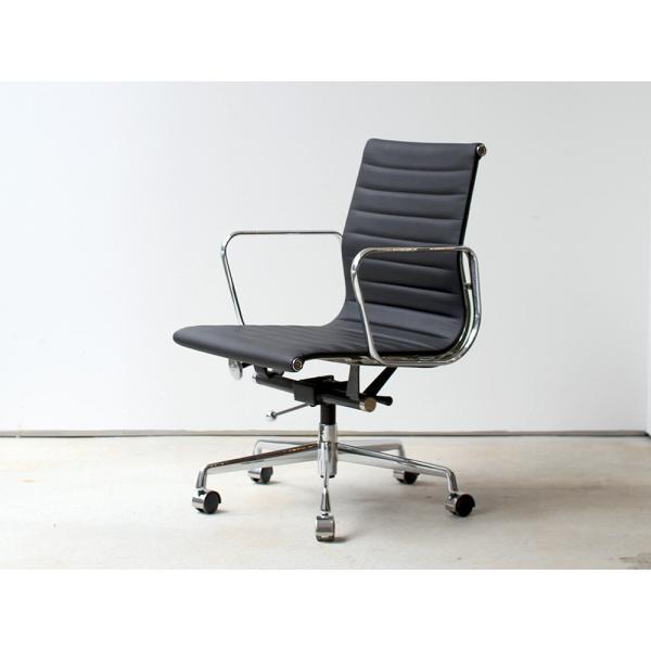 イームズ アルミナムチェア  eames desigh type オフィスチェア オフィスチェアー ビジネスチェア チェアー パソコンチェア  デザインチェア|3244p|03