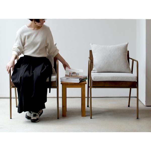 ラグランチェア RAGLAN chair パーソナルチェア ソファ ダイニングチェア 完成品 1P ホワイト ブルー MTS-106|3244p|11