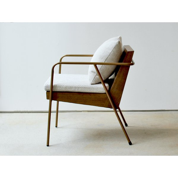 ラグランチェア RAGLAN chair パーソナルチェア ソファ ダイニングチェア 完成品 1P ホワイト ブルー MTS-106|3244p|13