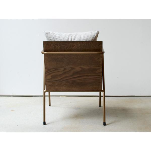 ラグランチェア RAGLAN chair パーソナルチェア ソファ ダイニングチェア 完成品 1P ホワイト ブルー MTS-106|3244p|15
