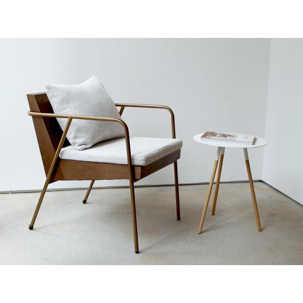 ラグランチェア RAGLAN chair パーソナルチェア ソファ ダイニングチェア 完成品 1P ホワイト ブルー MTS-106|3244p|17