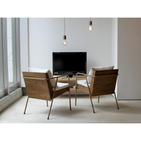 ラグランチェア RAGLAN chair パーソナルチェア ソファ ダイニングチェア 完成品 1P ホワイト ブルー MTS-106|3244p|19