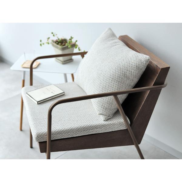 ラグランチェア RAGLAN chair パーソナルチェア ソファ ダイニングチェア 完成品 1P ホワイト ブルー MTS-106|3244p|03