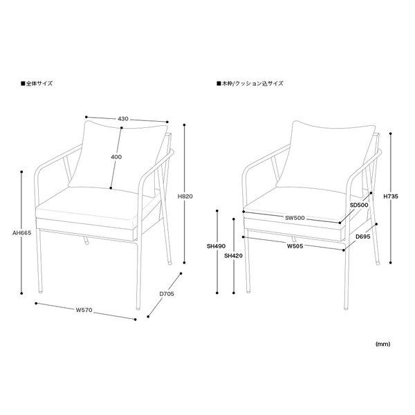 ラグランチェア RAGLAN chair パーソナルチェア ソファ ダイニングチェア 完成品 1P ホワイト ブルー MTS-106|3244p|21