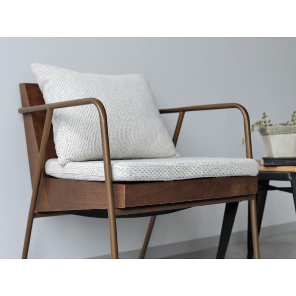 ラグランチェア RAGLAN chair パーソナルチェア ソファ ダイニングチェア 完成品 1P ホワイト ブルー MTS-106|3244p|07